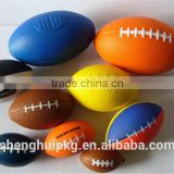 PU foam Material American football/PU foam football/PU Sports Ball/Anti Stress Toy