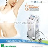 factory machine for high power performance 808nm diode laser,yneron elos lightsheer hair removel laser epilator