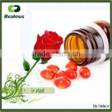 2017 new product skin care health food Rose oil soft gel supplement China supplier