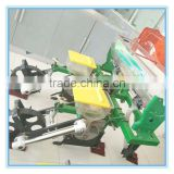 2016 2-row bean corn planter/seeder hand corn seeder for sale fertilizing machine fertilizer