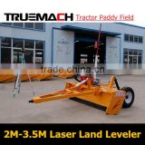 2.5M-3.5M Laser Land Leveler For Tractors, laser land leveling machine