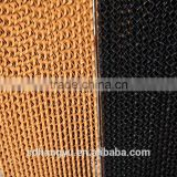H Y honey comb cooling pad for greenhouse and poultry farm /wet curtain/evaporative cooling pad