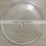 Microwave Oven Hot High Quality Round Glass Turntable Plate / Glass tray