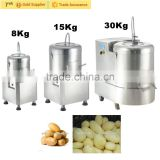 Free your hands potato peeler machine,electric potato peeler,potato peeler machine price PP30A