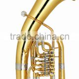 High grade Bb euphonium horn