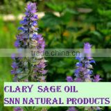 GMP & ISO Approved Clary Sage Essential Oil