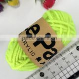 Factory price 100% acrylic yarn