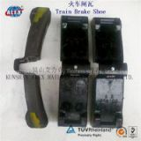 Locomotive Brake Block Track , Railroad Locomotive Brake Block , Railroad components supplier Locomotive Brake Block