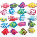 Fishing Game Magnetic Fishes Multicolor Fish