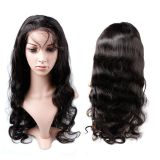 KHH Wholesale Fast Shipping Pre Plucked Hairline best Btazilian body wave 100 human hair wigs