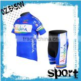 New design blue cycling jersey wholesale price                                                                                                         Supplier's Choice