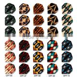 CUESOUL Best Quality Unique Design Premium PET Dart Flights