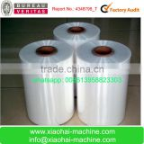 PVC shrink film for label printing