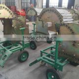 high standard labor saving straw/alfalfa mini hay baler/wheat straw baling machine