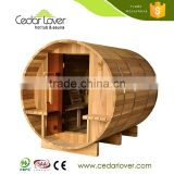New product mini portable wooden room spa saunas Home Steam Sauna Bath Cabin