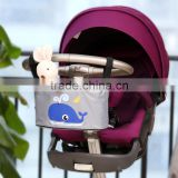 Baby stroller organizer hanging basket animal storage bag stroller accessories diaper bag