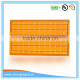 lcd display Led Fr4 quick turn flexible Printed Circuit Board