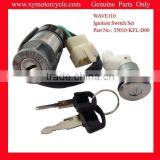 INquiry about Motorcycle Ignition Lock For Honda WAVE110 35010-KFL-D00