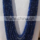 Natural Blue Sapphire Beads