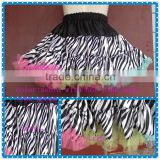 colorful zebra tutus,zebra party supplies,zebra stripes dress, halloween zebra tutus skirt for girls multicolour girl pettiskirt