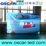 indoor led video board led display screen popular led p6 iron cabinet led display indoor board epistar chips