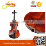 Tongling High Grade Handmade Carving Violin Decorative Violins TL006