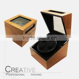 2+0 Custom wholesale automatic wooden watch winder                                                                         Quality Choice