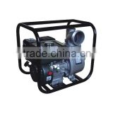 LVJIA 4inch WP40 farm irrigation gasoline water pump with 270cc gasoline engine