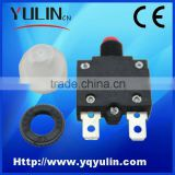 New design 5A mini size thermal overload protector breaker