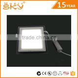 Advertising backpack glass patterns lamp square ceiling led lamp