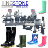 Plastic Boots for Injection Machine\PVC Rain Boots Machine\Safety Shoes Machine\Plastic Recycling Machine JL-288