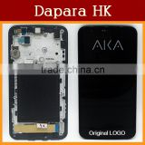 High Quality AKA LCD Display Assembly with A Frame Bezel For LG H788 F520 Free Shipping