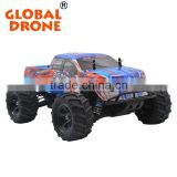 Newest toys!1:16 rc super racing car with 7.4V/7500Mah powerful battery,2.4g truck with high speed