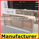 wholesale High Quality paint spraying Mdf Radiator Covers FSC Radiator Cabinets from China