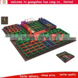 Profitable commodity large size customized professional trampoline