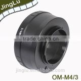 wholesales OM-M4/3 Adapter Ring for Olympus Lens to MICRO 4/3 Camera Body for Olympus OM-D E-M5 E-PM2 E-PL5 GX1 GX7 GF5