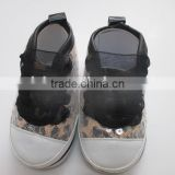 Girl sneaker sequin upper kid walker children shoes baby shoes