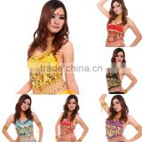 2016 Cheap Indian Belly Dance Tops for Women Belly Dancing Top Bra on Sale