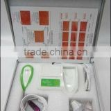 best GuangzhouGD14 portable professional skin scope analyzer&Portable skin detector&skin and hair analyzer