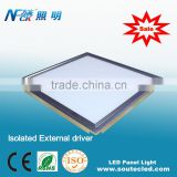 Indoor 16W 300x300mm slim led panel lamp fast delivery shenzhen led panel light supplier
