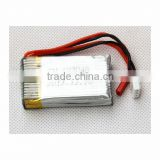 7.4V 700mAh Battery for MJX X600 RC Quadrocopter Helicopter Accessories spare parts