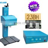 China Machinery Hardare Auto Parts Nameplate Tool Pneumatic Marker and Industrial Marking machine