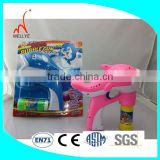 Hot selling dolphin bubble gun with low price