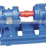 Xinglong positive displacement single suction twin screw pumps for oil and other viscous medium