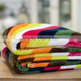 100% polyester super soft beautiful flag fleece blanket