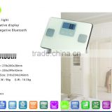 Bluetooth Wireless Bathroom Scale with Apple Analyzing Application, BMI Function,MAX 180KG