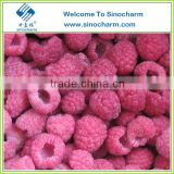 Grade A Frozen Raspberry For Sale