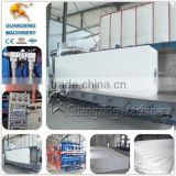 Guangxing Machinery Top Performance EPS Styrofoam Block Moulding Machine with Air Coolling