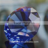 2016 Cheap wholesale crystal diamond paperweight stone detector