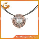 China factory 316l stainless steel jewelry, stainless steel pendant jewelry